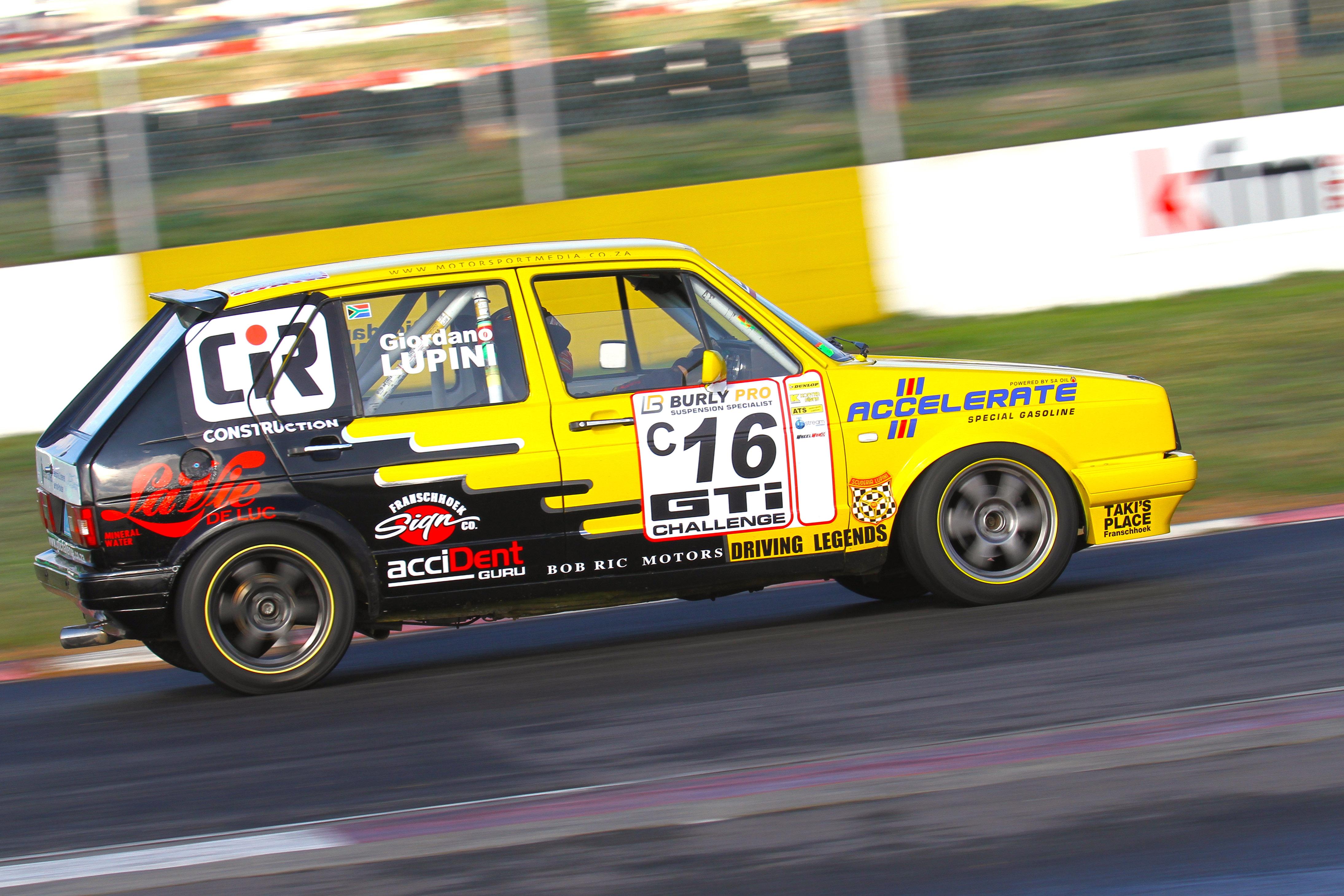 Giordano Lupini Racing